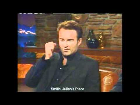 Julian McMahon @The Late, Late  With Craig Ferguson 152005