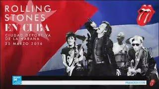 """فرقة """"رولينغ ستونز"""" تحيي أول حفل لموسيقى الروك في هافانا"""