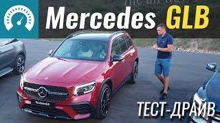 Что такое Mercedes GLB 2020