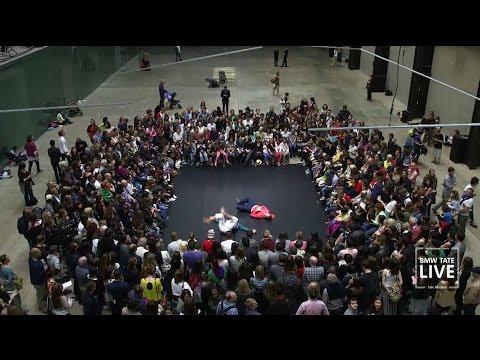 If Tate Modern was Musée de la danse? – À bras-le-corps | BMW Tate Live
