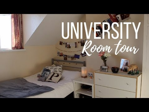 UNIVERSITY ROOM TOUR // University of Exeter