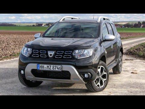 2020 Dacia Duster 1 3 Tce 131 Hp Test Drive Youtube