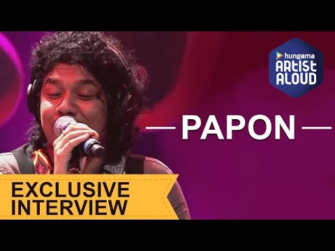 Papon Exclusive Interview With Gunjan Utreja | Artist Aloud