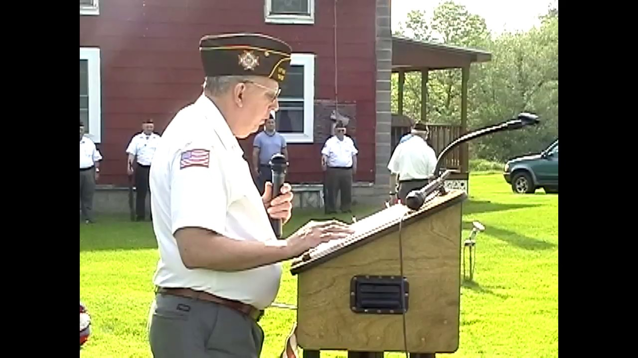 VFW 1418 Memorial Day  5-30-11