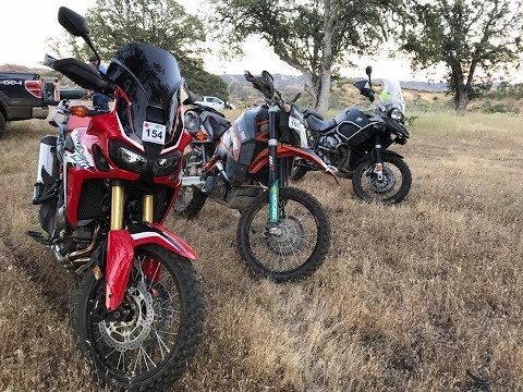 3 Tires For Your Adventure From Motoz - Tractionator Desert HT - Tractionator Adventure - GPS