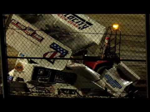 Sprintcars @ Ocean Speedway 8 20 16 Part 2