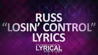 russ   losin control lyrics
