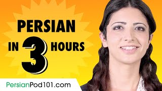 Learn Persian in 3 Hours: Basics of Persian Speaking for Beginners