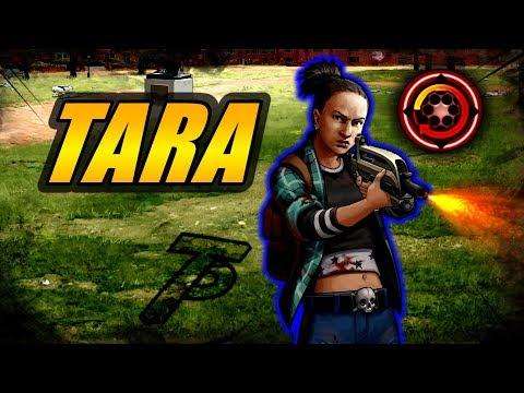 Tara Season 2 - Potentially The Hardest Hitting Blue Survivor? - The Walking Dead Road To Survival