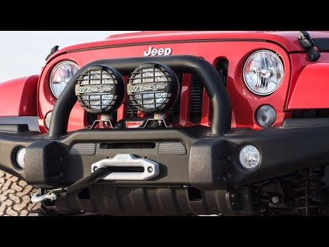 AEV Jeep |  AEV Front Bumper | AEV Offroad | Morris 4x4 Center