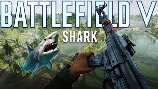 Battlefield 5 Shark Easter Egg - If you find it you win a Prize thumbnail