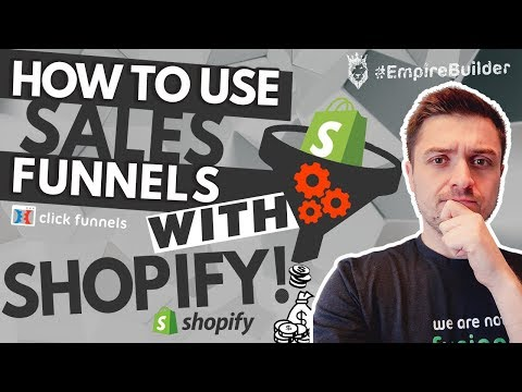How To Use ClickFunnels With Shopify Dropshipping?