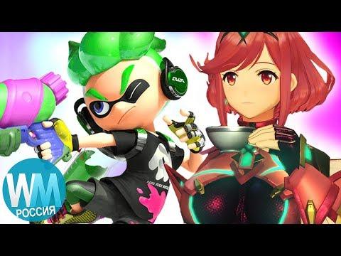 10 Лучших Игр Для Nintendo Switch