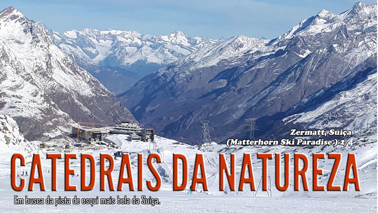 Switzerland - Zermatt Snowboarding