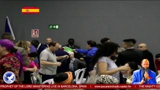 BARCELONA, SPAIN REVIVAL - DAY 1 Afternoon (25 MAY 2018) - PROPHET DR. OWUOR