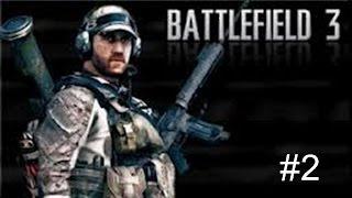 Battlefield 3 (multiplayer) Gameplay #2 [PC/HD]