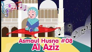 ASMAUL HUSNA 9 - AL AZIZ   Diva Bernyanyi   Lagu Anak Channel