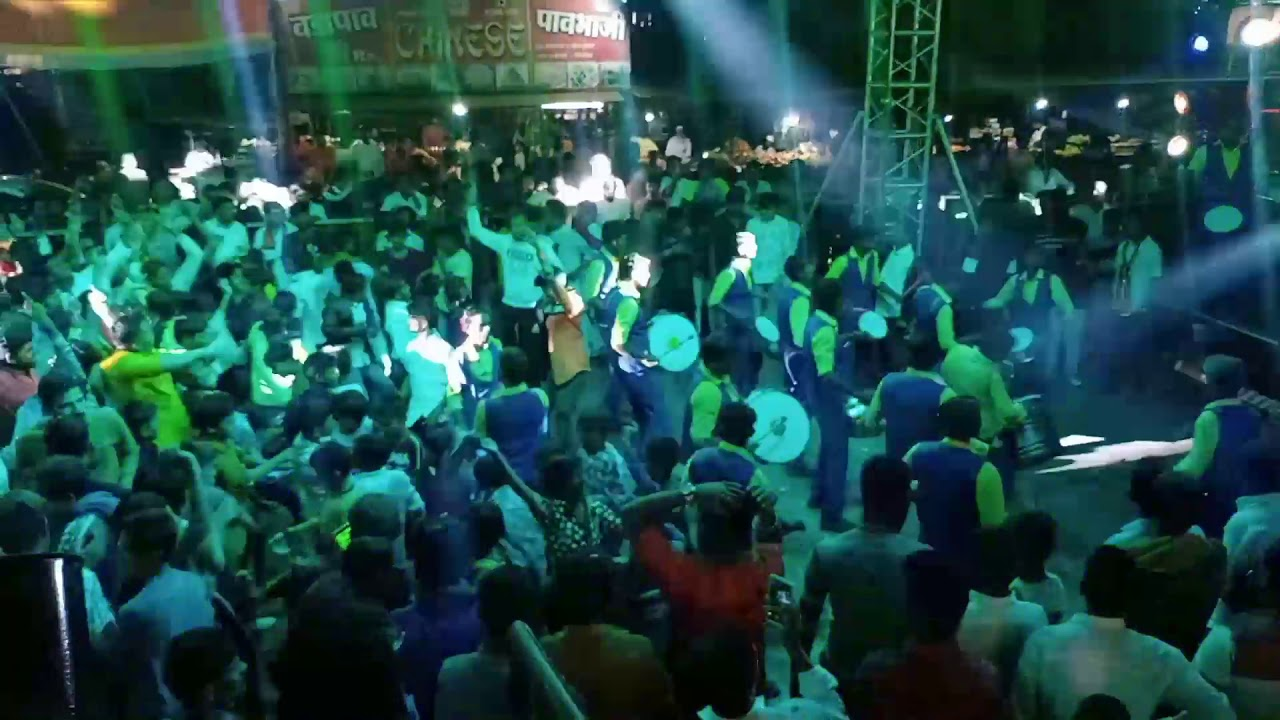 Shree krishna band Amalner  सांभाळ।    Rahul patil.  Mo. 9881817117