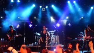 Silbermond - Langsam Live in Ulm 12.06.2015