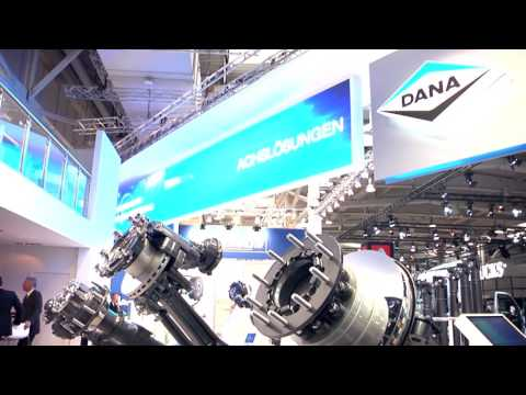 Dana Demonstrates Global Trucking Expertise at IAA Commercial Vehicles 2016