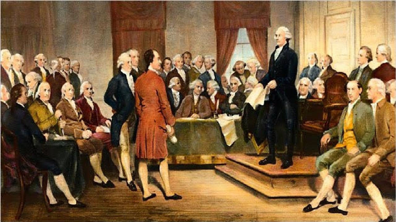 did the representatives meet in boston to write constitution