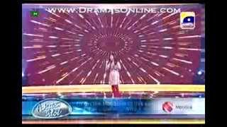 Alamgir surprise by Rose Mary performance in Pakistan Idol