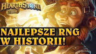 NAJLEPSZE RNG W HISTORII! - PRIEST - Hearthstone Dungeon Run