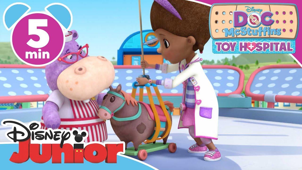 Doc Mcstuffins Toy Hospital Rescue At The Ranch Disney Junior