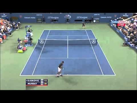 Novak Djokovic vs Andy Murray Us Open 2014 Quarter Final