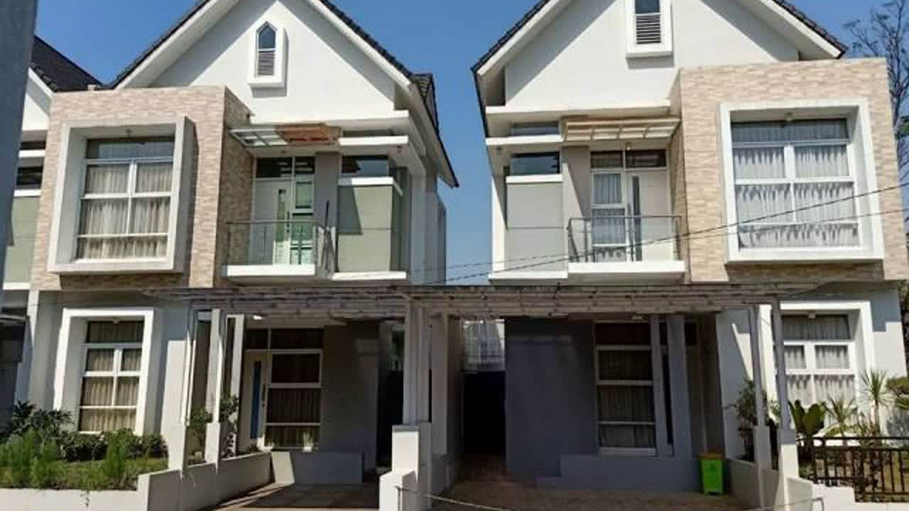 WA:0822-1425-0985 Jual Rumah Mewah 2 Lantai Harga Murah Di ...