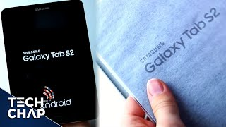 Samsung Galaxy Tab S2 8.0 Unboxing & First Impressions