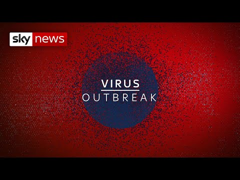Sky News Special: How Coronavirus Spread Around The Globe