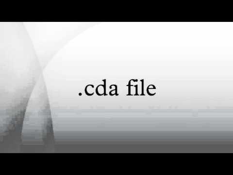 cda to wav file converter
