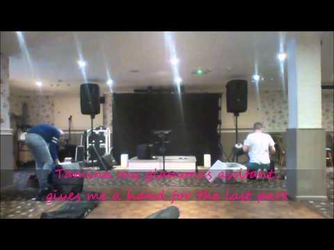 karaoke time lapse