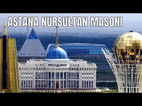 #Astana stolica Kazachstanu w Azji Centralnej zwiedzanie miasta