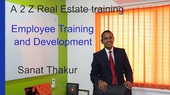 A 2 Z  Real Estate training session  | Live office Employee Training