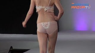 vuclip Sophisticated Chinese lingerie (Aimer Fashion Show Pt 2)