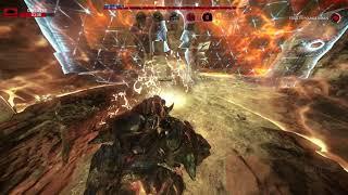 Evolve Stage 2 - Behemoth - little pony, srksi, black panther, invisibility - Orbital Drill