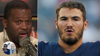 Spice Adams wants Cam Newton to trade places with Mitchell Trubisky | Jalen & Jacoby
