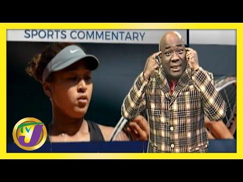 Naomi Osaka | TVJ Sports Commentary - June 4 2021