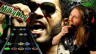 "Lenny Kravitz's ""Fly Away"" but he just celebrated 4/20 [LYRIC VIDEO]"