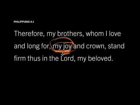 Philippians 2:3–4 // Short-Term Loss for Long-Term Gain