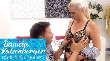 Sexy Dessous-Shopping 😎👄 I Daniela Katzenberger - Familienglück auf Mallorca