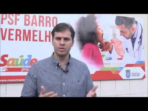 Novo PSF Barro Vermelho