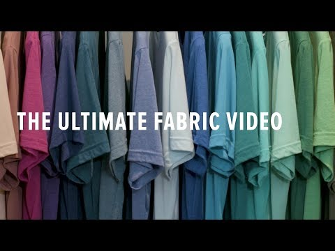 T-Shirt Fabric 101: What's the Difference Between Tri Blend Shirts, CVC Shirts & More!