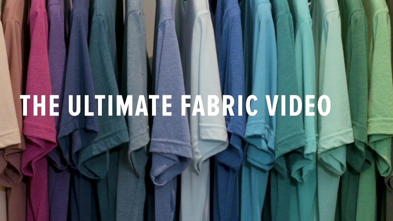 7e6855fe367 T-shirt Fabric 101: What's the diff between Triblend, CVC & more ...