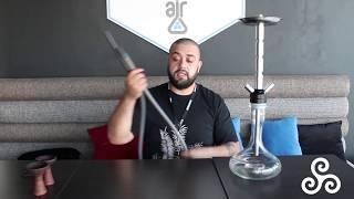 видео Кальян AMY Deluxe - купить круглосуточно