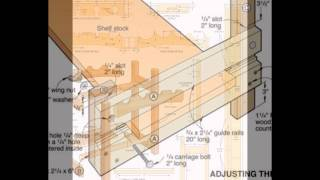 Woodworking - Wooden Furniture Plans