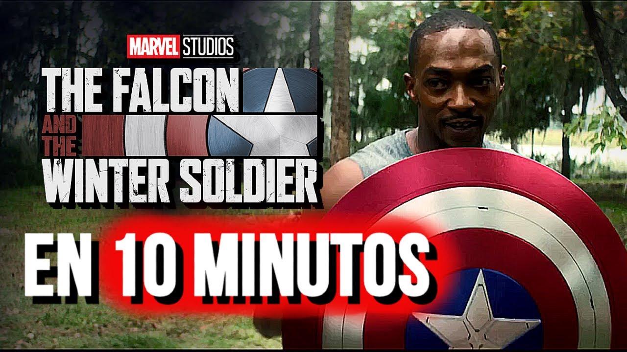 Falcon and The Winter Soldier (Capítulo 5) EN MINUTOS
