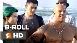 xXx: Return of Xander Cage B-ROLL 1 (2017) - Vin Diesel Movie